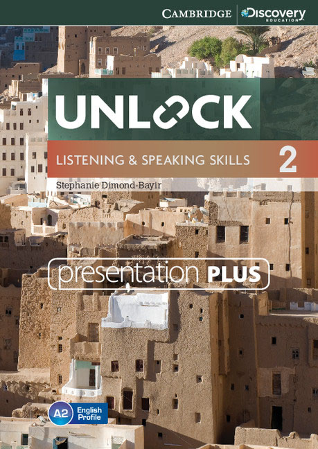 Unlock Level 2 Listening and Speaking Skills Presentation Plus DVD-ROM cambridge english empower upper intermediate presentation plus dvd rom