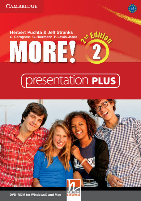 More! Level 2 Presentation Plus DVD-ROM eyes open 3 presentation plus dvd rom