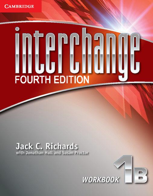 Interchange Level 1 Workbook B understanding and using english grammar workbook volume b