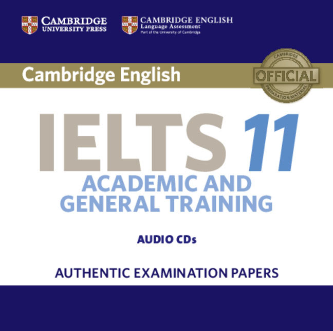 Cambridge IELTS 11 Audio CD cambridge preliminary english test 6 self study pack student s book with answers and audio cds 2
