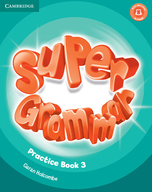 Super Minds Level 3 Super Grammar Book lady lollipop page 9