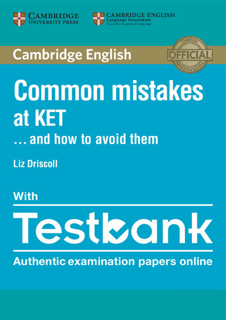 Common Mistakes at KET… and How to Avoid Them Paperback with Testbank gray e practice tests for the key english test teacher s book