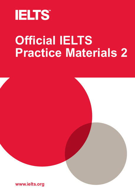 Official IELTS Practice Materials 2 with DVD clutterbuck m gould p focusing on ielts general training practice tests with answer key 3cd