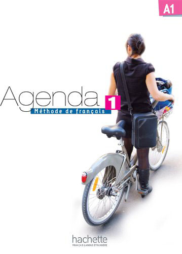 Agenda 1 Livre de l'eleve + DVD-ROM cad cam cae基础与实践:catia v5 6 r2013中文版数控加工教程(附dvd rom光盘1张)