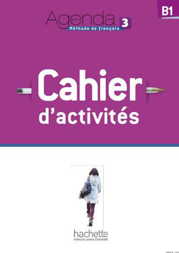 Agenda 3 Cahier + CD caramel 2 cahier d activites