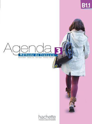 Agenda 3 B1.1 Livre de l'eleve + DVD-ROM eyes open 3 presentation plus dvd rom