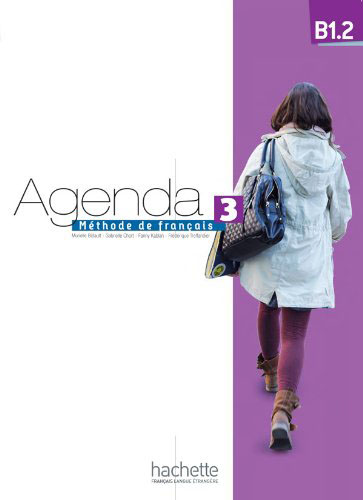 Agenda 3 B1.2 Livre de l'eleve + DVD-ROM eyes open 3 presentation plus dvd rom