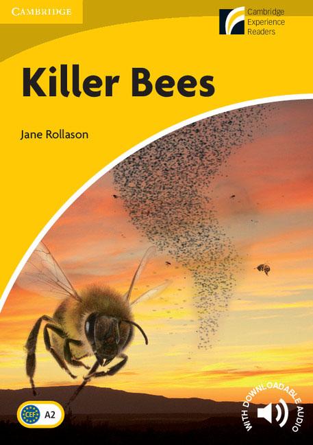 Killer Bees Level 2 Elementary/Lower-intermediate murder by art level 5 upper intermediate cambridge english readers