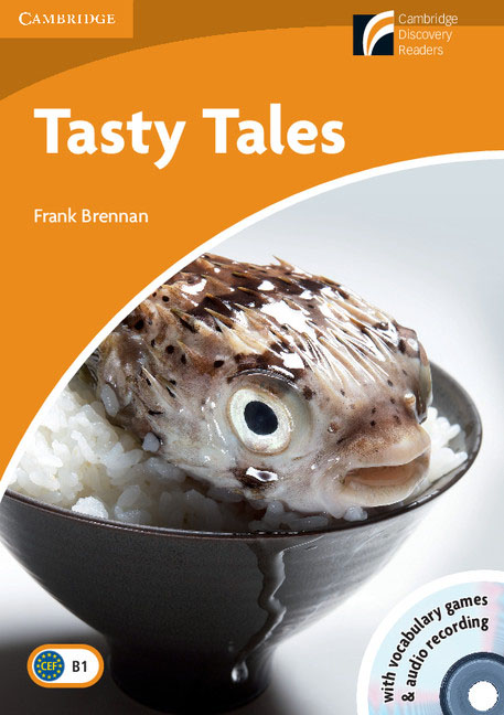 Tasty Tales Level 4 Intermediate Book with CD-ROM and Audio CDs (2) Pack blue fins starter level cd rom