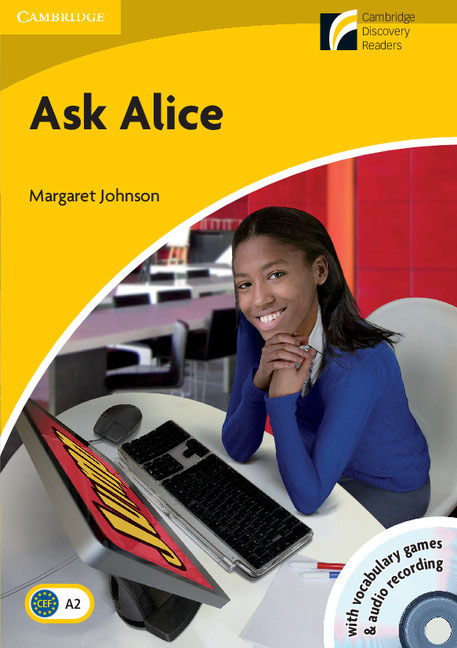 Ask Alice Level 2 Elementary/Lower-intermediate with CD-ROM/Audio CD redston c face2face intermediate students book with cd rom audio cd