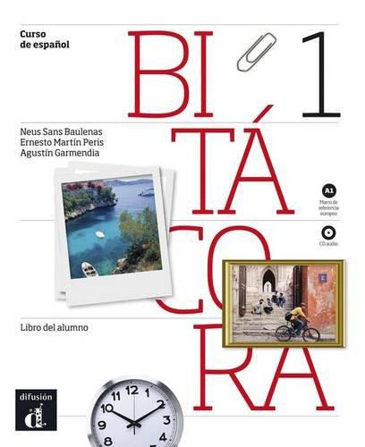 Bitacora 1 Libro del alumno + CD цены онлайн