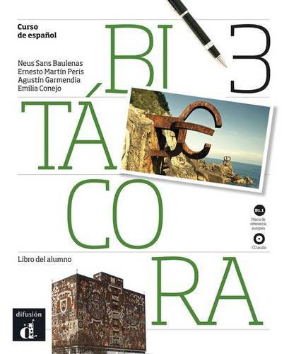 Bitacora 3 - Libro del alumno + СD lv lp30 for cano n lv 7365 original bare lamp free shipping page 5