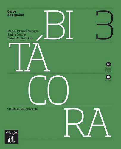 Bitacora 3 - Cuaderno de ejercicios + CD (nivel B1.1) nuevo avance 3 cuaderno de ejercicios b1 1 cd