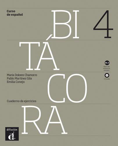 Bitacora 4 - Cuaderno de ejercicios + CD карандаши bruno visconti набор карандашей цветных disney белоснежка 6 цветов
