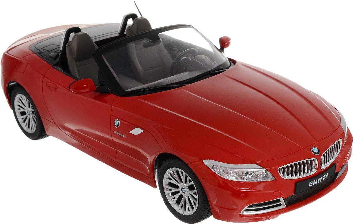 Rastar Радиоуправляемая модель BMW Z4 цвет красный 40300 игрушка motormax bmw z4 roadster 2010 73349