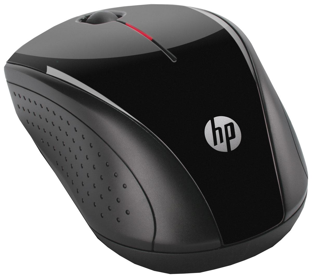 Zakazat.ru HP X3000, Black мышь