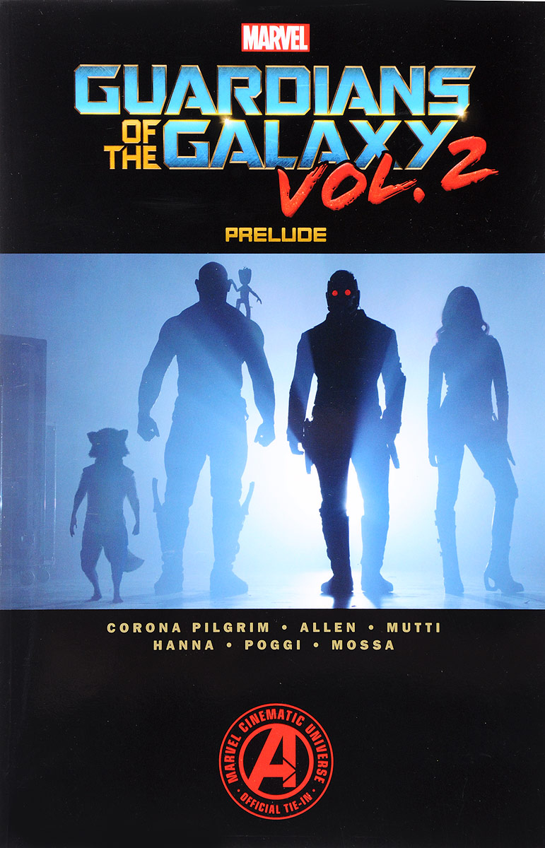 Marvel's Guardians of the Galaxy Vol. 2 Prelude the ninth life of louis drax