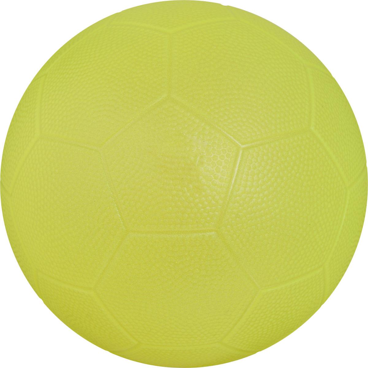 Весна Мяч детский футбольный цвет желтый диаметр 22,5 см