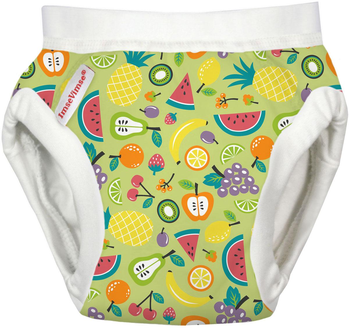 ImseVimse Трусики для приучения к горшку Fruit L 9-12 кг - Подгузники и пеленки