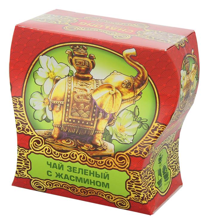 Dolche Vita Сhalong чай зеленый с жасмином листовой, 100 г dolche vita сhalong пу эр чай листовой 100 г