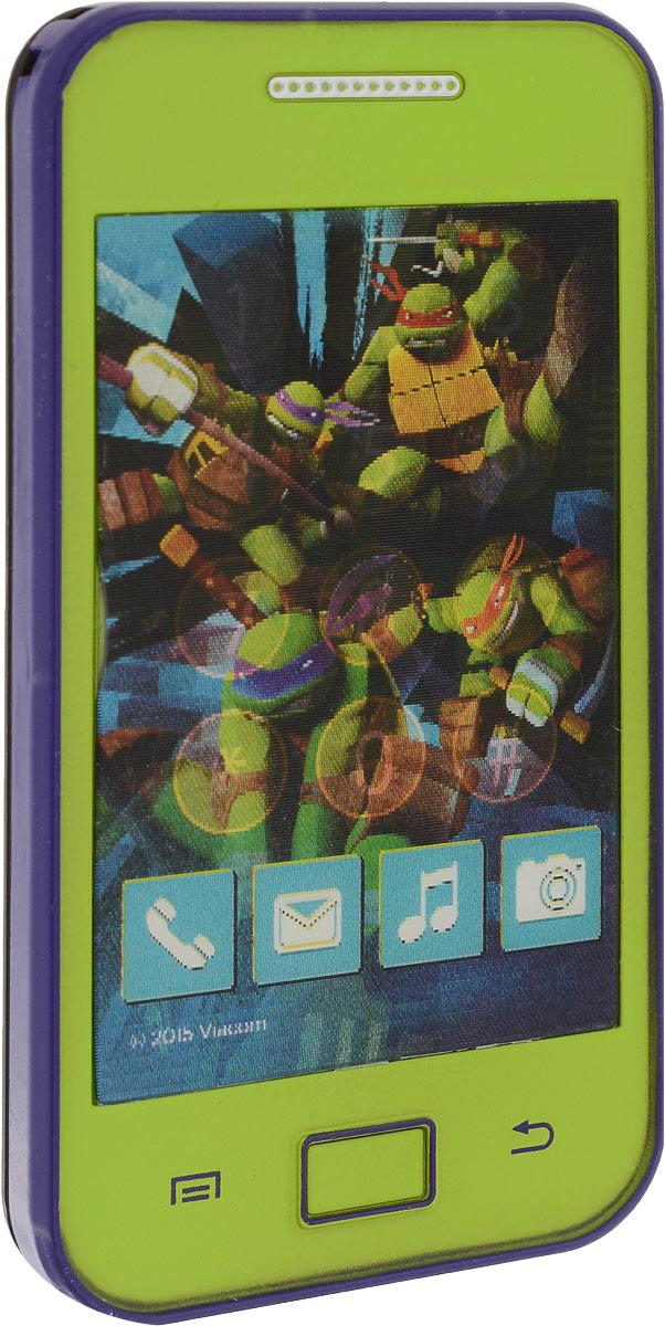 Черепашки Ниндзя Электронная игрушка Смартфон игрушка смартфон