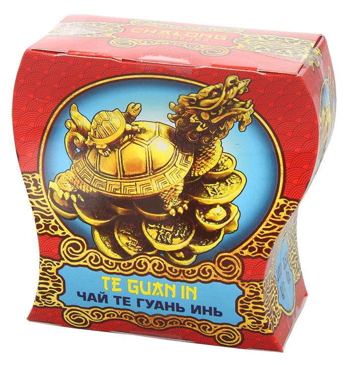 Dolche Vita Сhalong Те Гуань Инь чай зеленый листовый, 100 г nano nano твердый кариес зубной пасты 210г свежий гуань инь чай