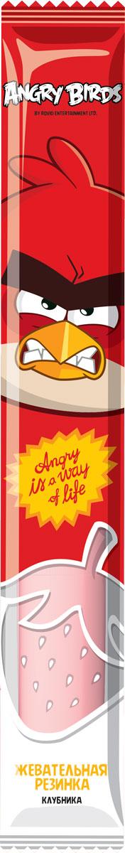 Angry Birds жевательная резинка с кислым центром, 30 г жевательная конфета angry birds в стиках 25гр