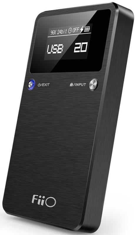 Fiio Alpen 2 E17K, Black усилитель для наушников - Hi-Fi компоненты