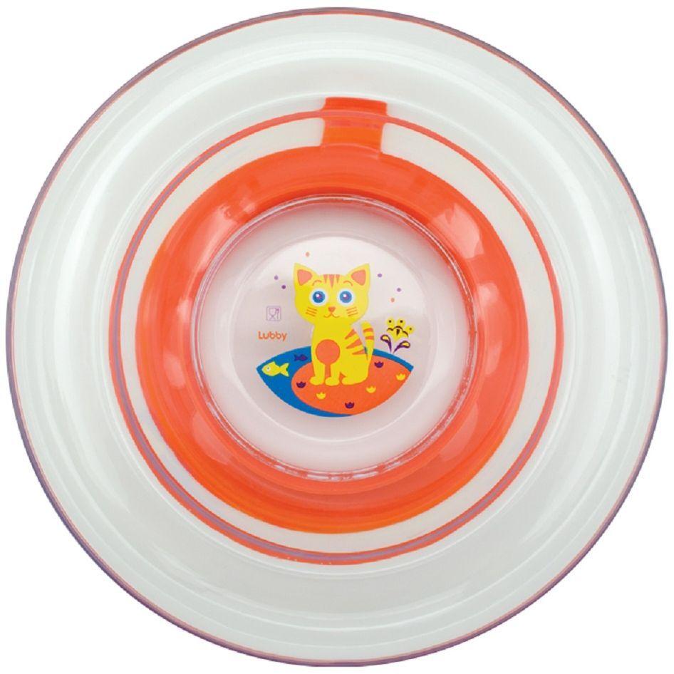 """Тарелка на присоске """"Русские мотивы"""" для кормления незаменима в период, когда ваш малыш учится есть самостоятельно. Тарелочка не скользит по столу благодаря присоске, она надежно фиксирует положение тарелки на столе или любой другой гладкой поверхности. При необходимости тарелка легко снимается взрослым. Благодаря высоким бортикам, пища дольше остается теплой. Яркий дизайн тарелочки превратит процесс кормления в увлекательную игру."""