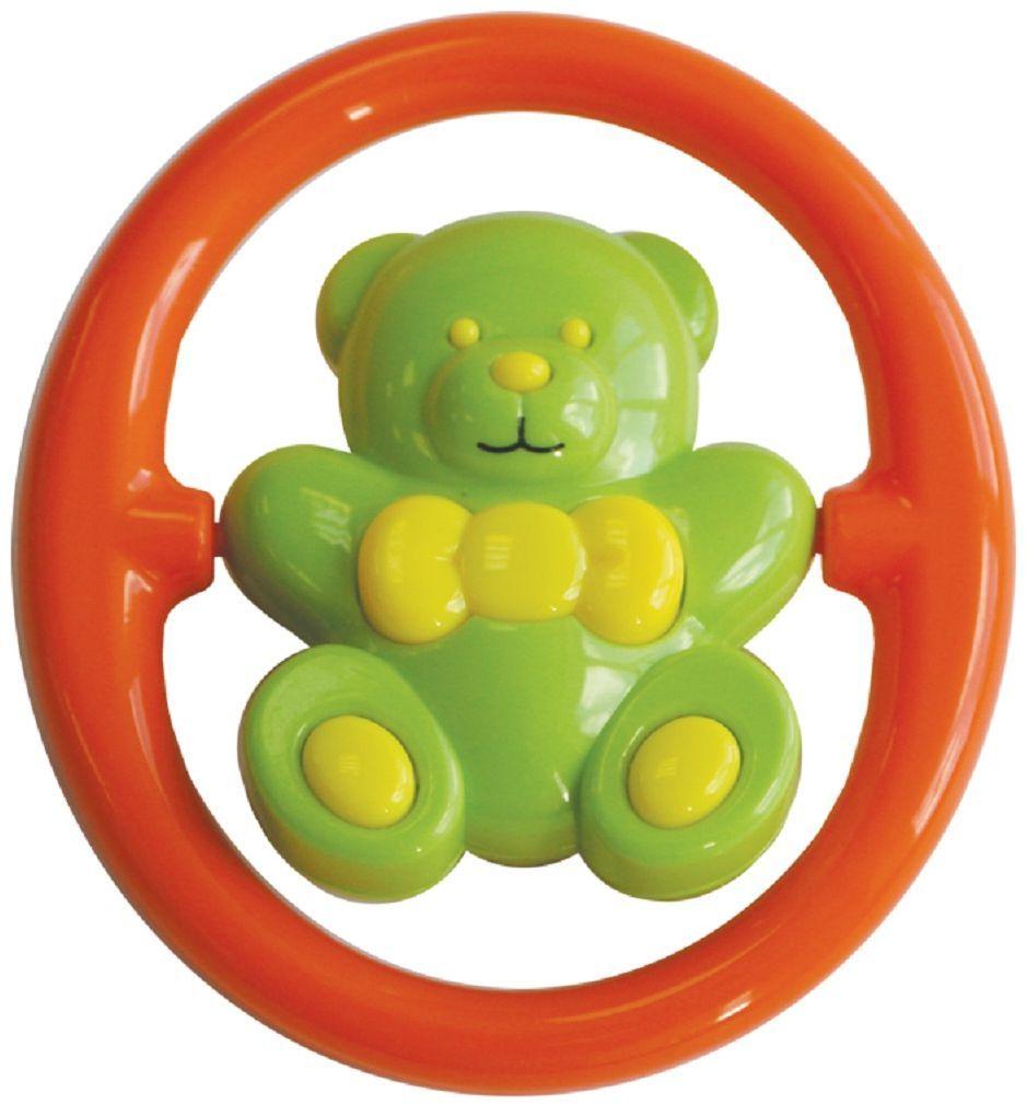 Lubby Игрушка-погремушка Мишутка-акробат