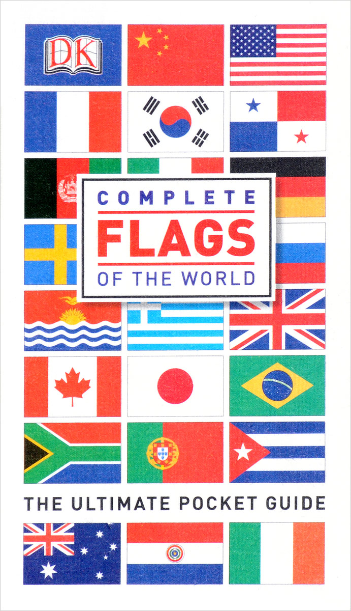 Complete Flags of the World: The Ultimate Pocket Guide flag of us