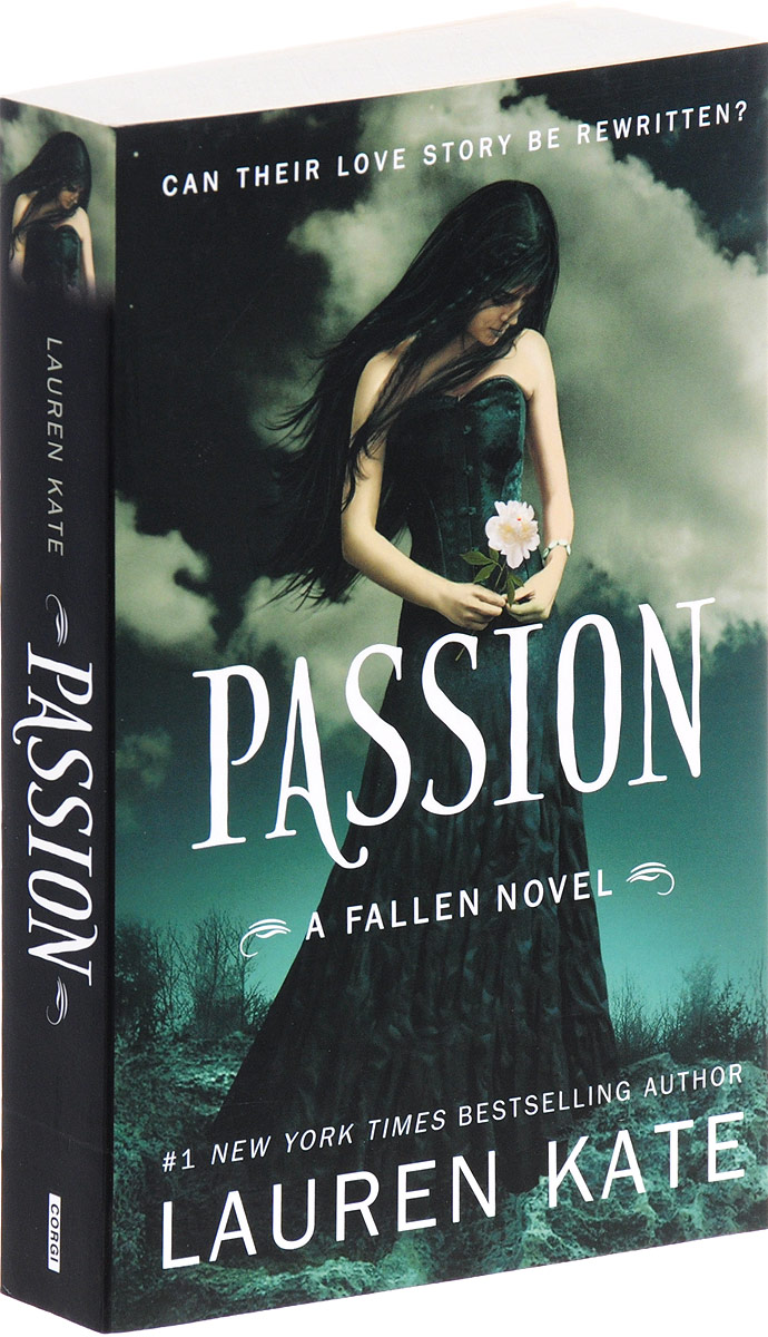 Passion How many deaths can one true love endure? And can Luce and Daniel...