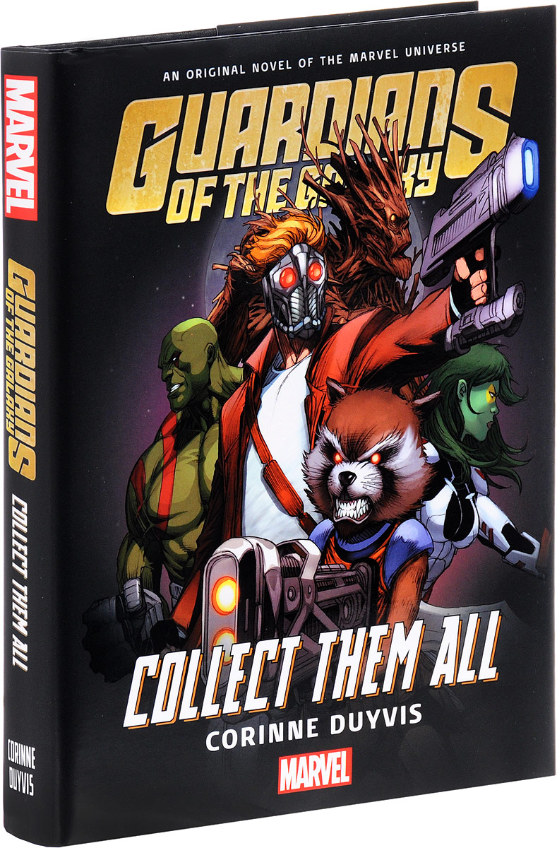 Guardians of Galaxy: Collect Them All guardians of the galaxy all new x men the trail of jean grey