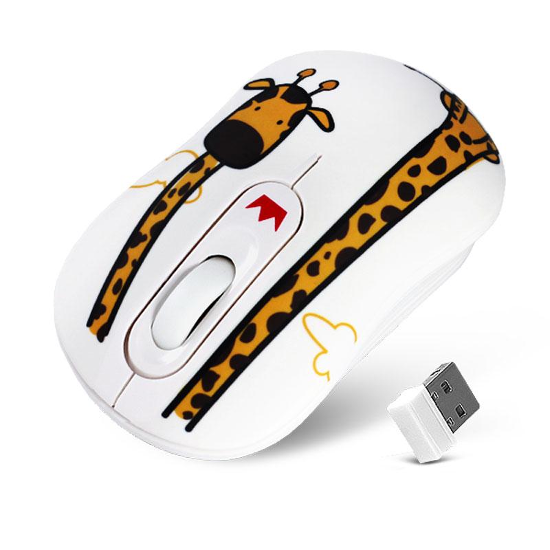 Crown CMM-928W Giraffe беспроводная мышь