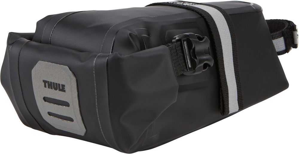 Подсидельная сумка Thule Shield, цвет: черный. Размер S100051Подсидельная сумка Thule Shield малая (S), черный