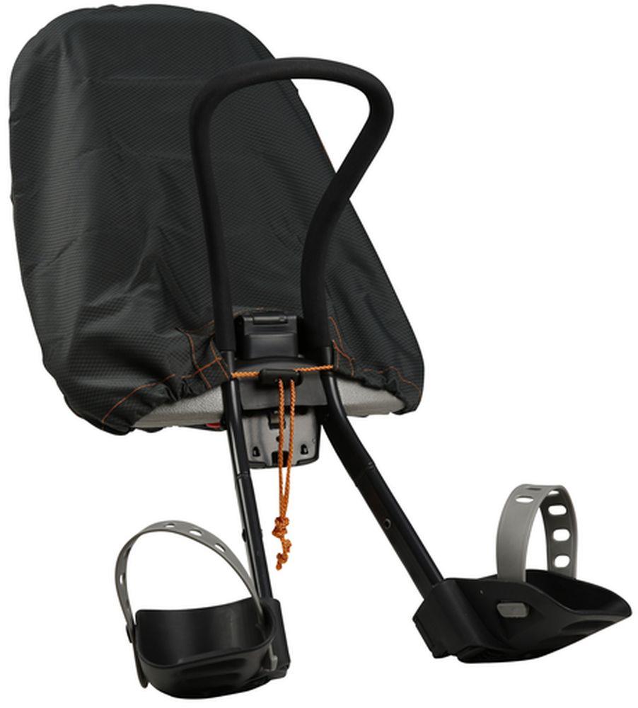 Дождевой чехол Thule Yepp Mini, для велокресла12020961Дождевой чехол для велокресла Thule «Yepp Mini» защитит велокресло и ребёнка от неблагоприятных погодных явлений. Особенности: Есть специальный карман для удобного хранения чехла на велокресле Разработан для максимальной защиты от непогоды.Удобное крепление. Надежная защита от попадания влаги.