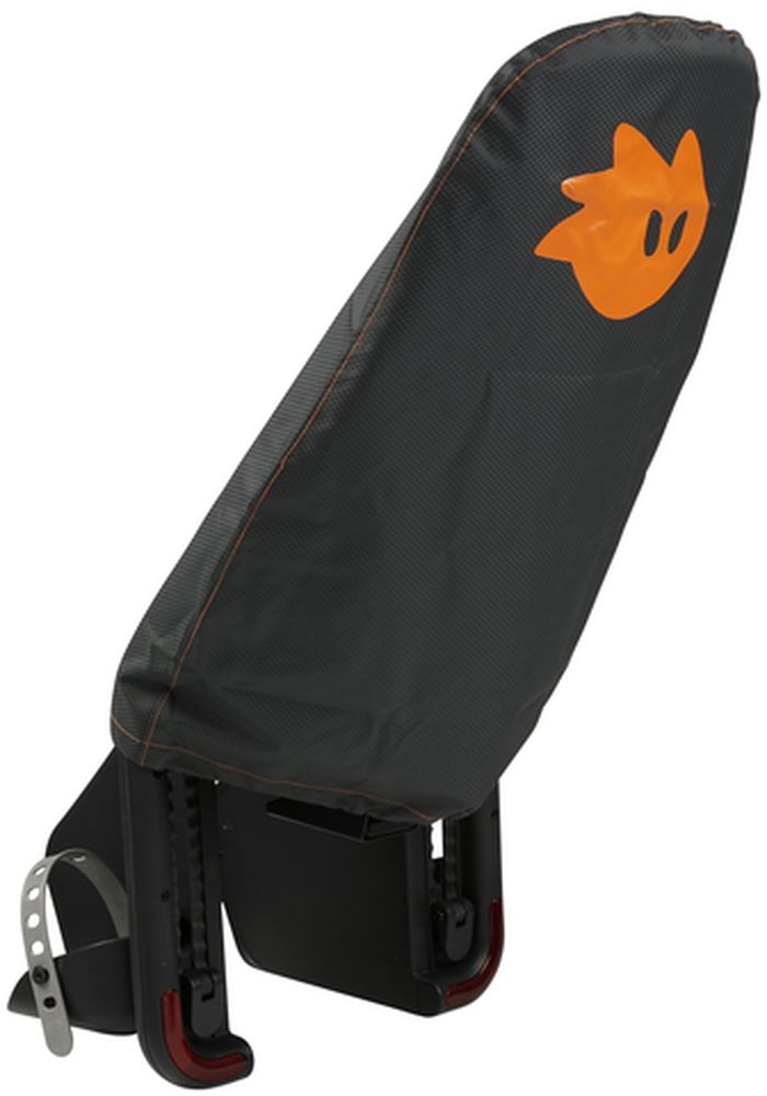 Дождевой чехол Thule Yepp Maxi, для велокресла12020962Защитный чехол от дождя для детского велосипедного сиденья Thule Yepp Maxi.