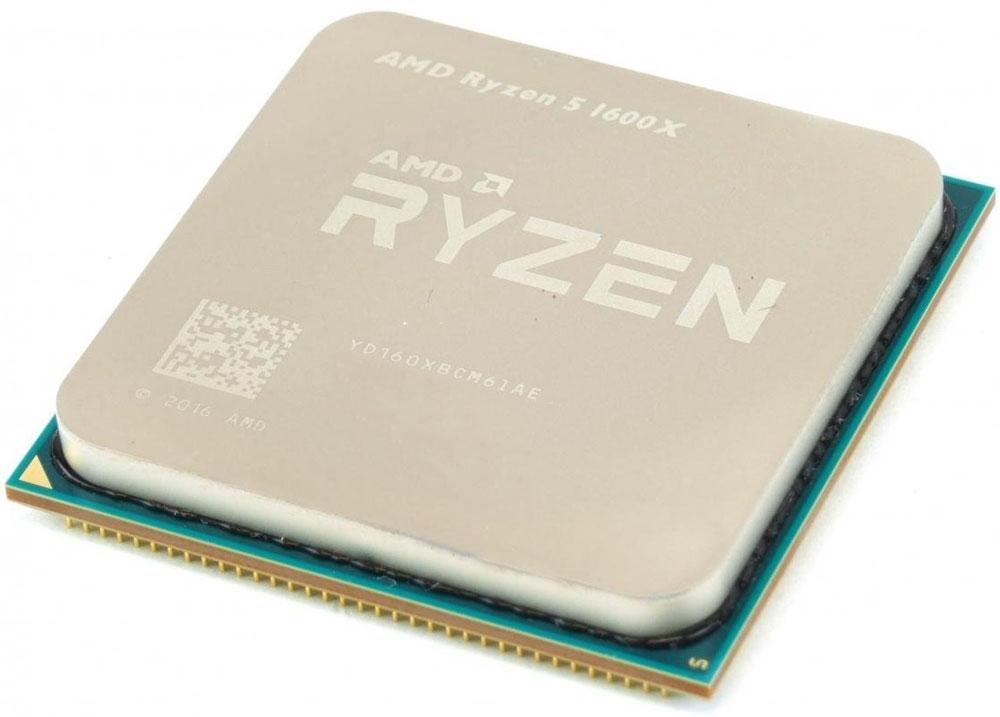 AMD Ryzen 5 1600X процессор - Комплектующие для компьютера