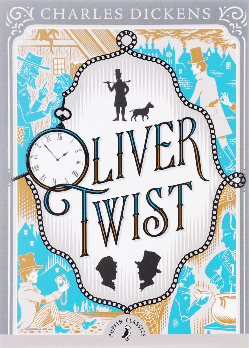 Oliver Twist georgian london into the streets
