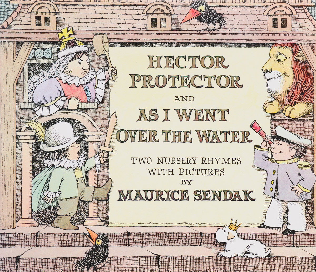 Hector Protector: As I Went Over the Water