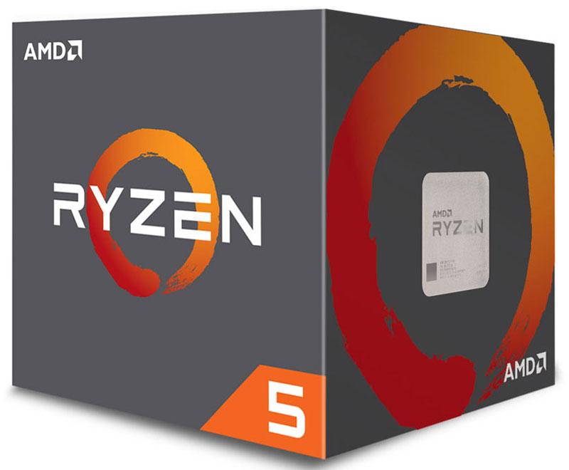 AMD Ryzen 5 1600 процессор - Комплектующие для компьютера