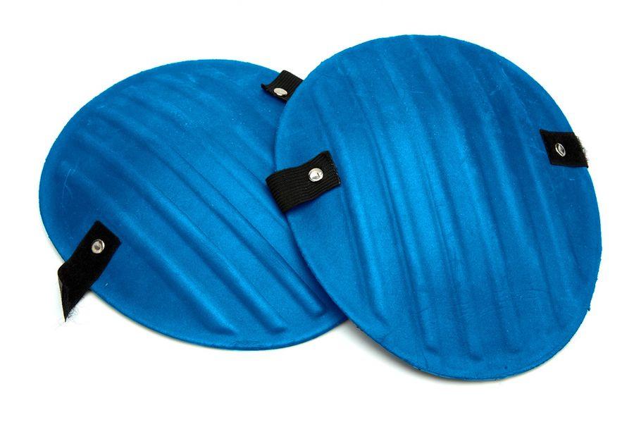 Наколенники Bradex, для садовых работ, цвет: синийTD 0466Наколенники для садовых работ на застежке-липучке позаботятся о здоровье и комфорте ваших коленных суставов во время посадки, пропалывания грядок и других дачных дел. Мягкий материал снижает нагрузку на колени.
