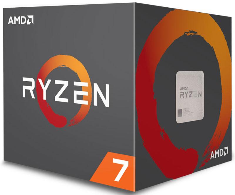 AMD Ryzen 7 1700 процессор - Комплектующие для компьютера