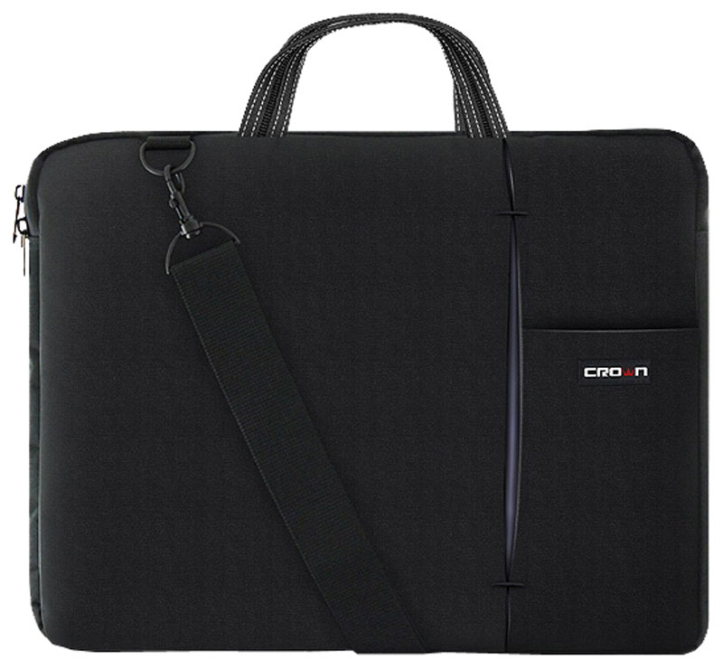 Crown Micro CMB-436, Black сумка для ноутбука 15,6