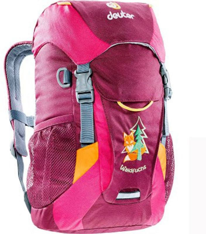 Deuter Рюкзак Waldfuchs цвет бордовый deuter giga blackberry dresscode
