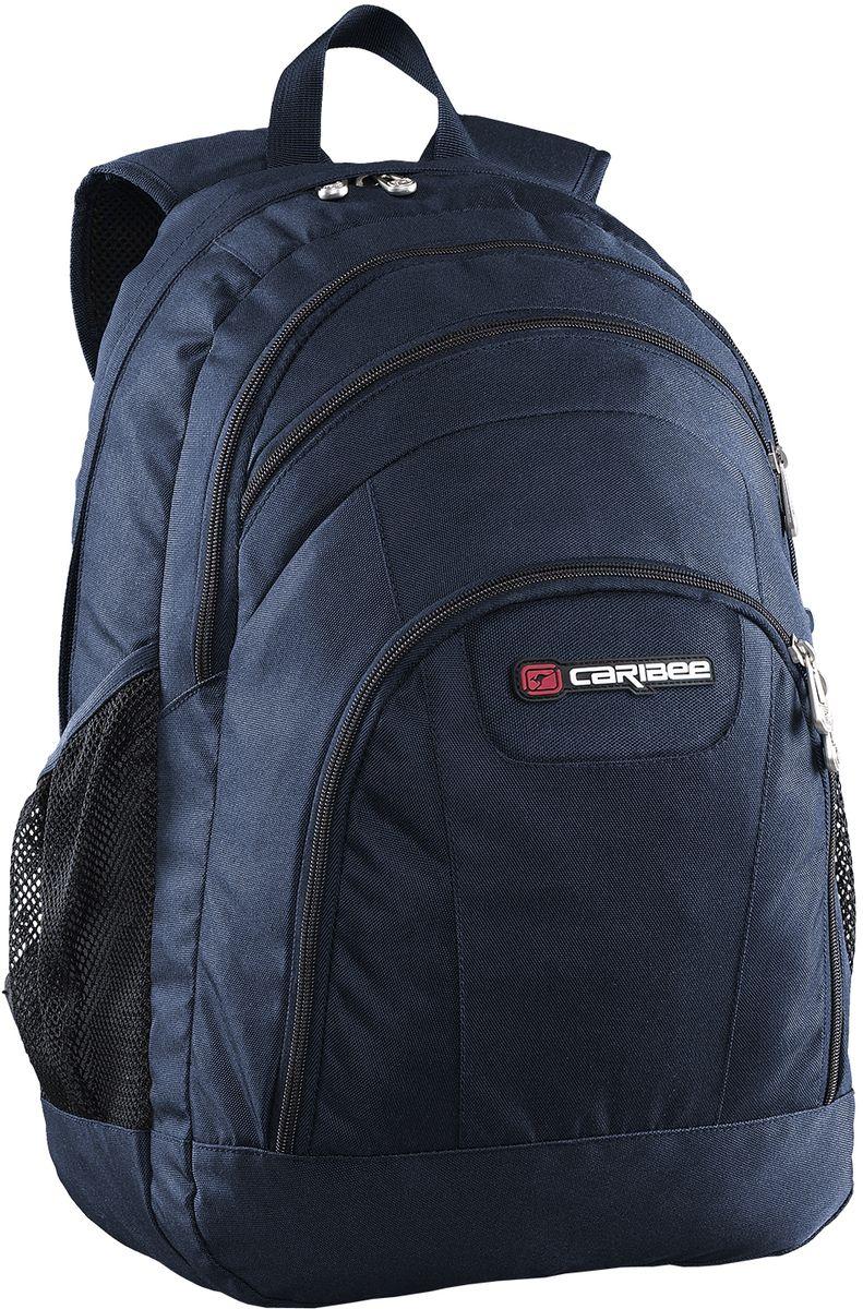 Caribee Рюкзак Rhine цвет синий рюкзак caribee trek цвет черный 32 л