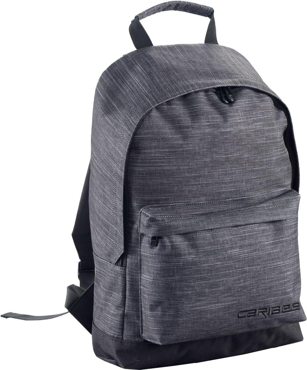 Caribee Рюкзак Campus цвет черный рюкзак caribee trek цвет черный 32 л