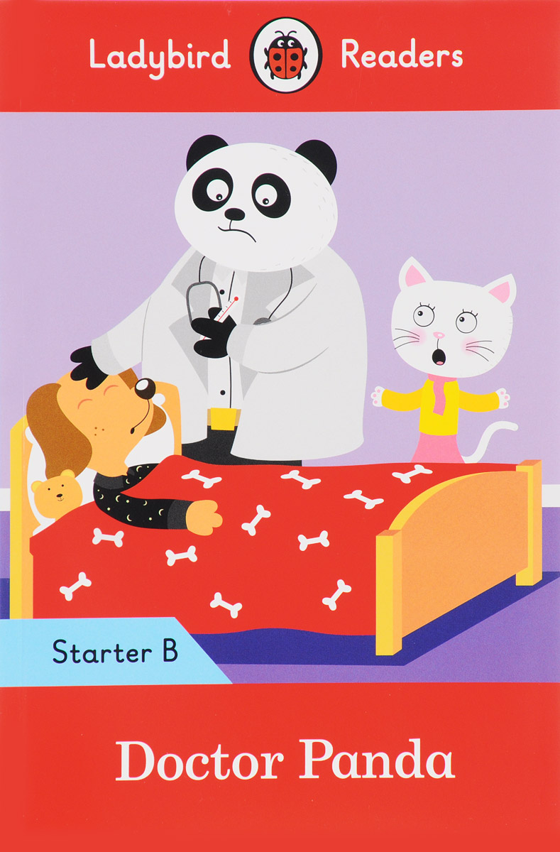 Doctor Panda: Look at the Story: Starter Level B doctor panda activity book ladybird readers starter level b