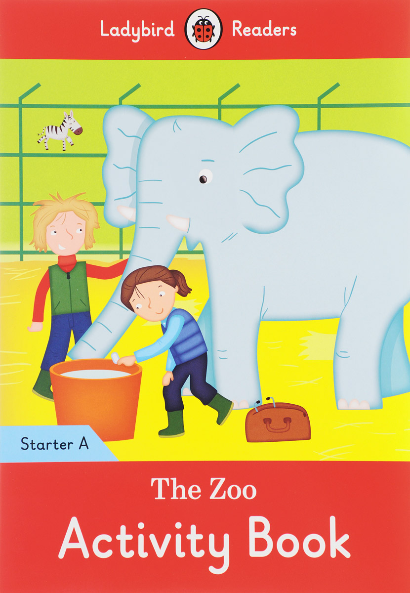 The Zoo: Activity Book: Starter A doctor panda activity book ladybird readers starter level b