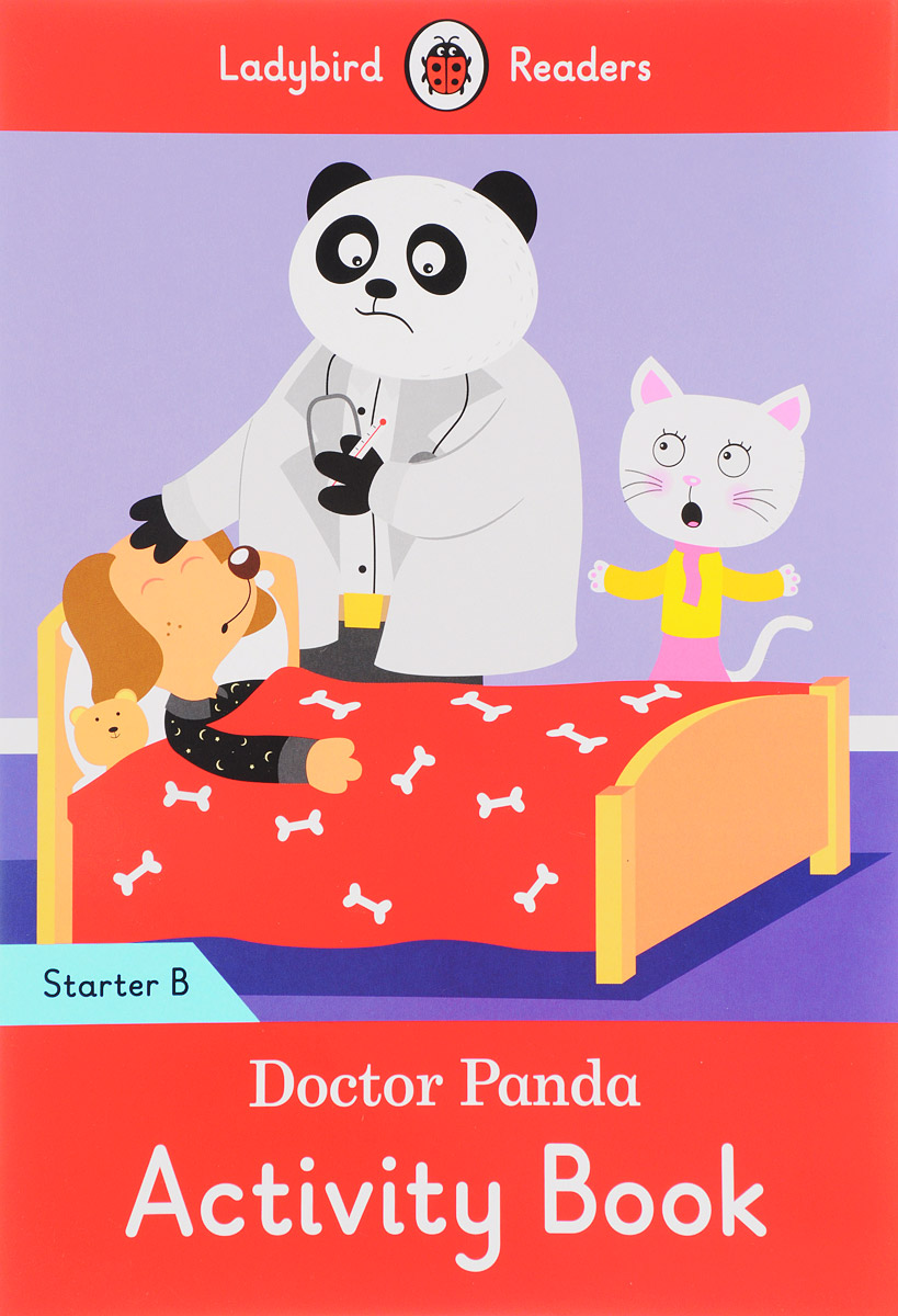 Doctor Panda: Activity Book: Starter B doctor panda activity book ladybird readers starter level b